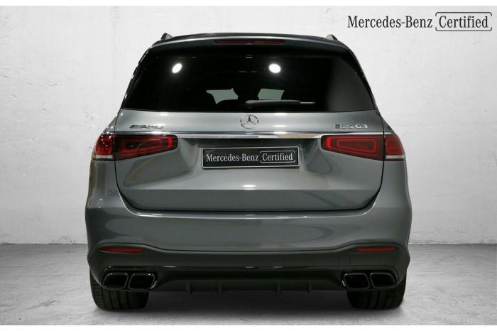 2020 MY01 Mercedes-Benz Gls-class X167 801MY GLS63 AMG Wagon