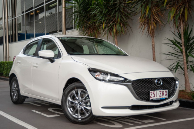 2019 MY20 Mazda 2 DJ Series G15 Pure Hatchback