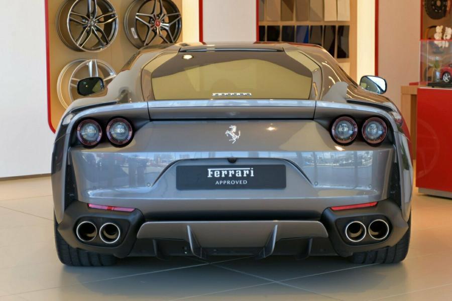 2017 Ferrari 812 Superfast F152M F152M Coupe Mobile Image 8
