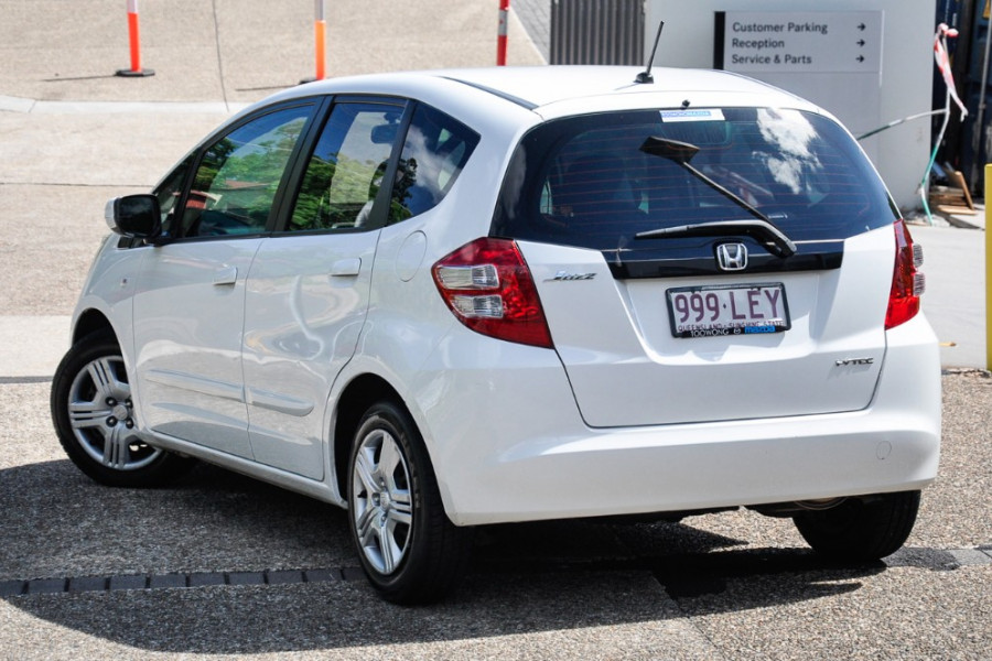 Used 2008 Honda Jazz U62368 Brisbane Autosports Group