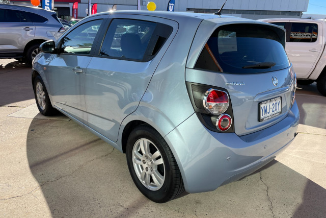 2011 Holden Barina TM