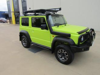 2018 Suzuki Jimny JB74 JB74 Hardtop