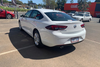 2018 Holden Commodore ZB MY18 LT Liftback