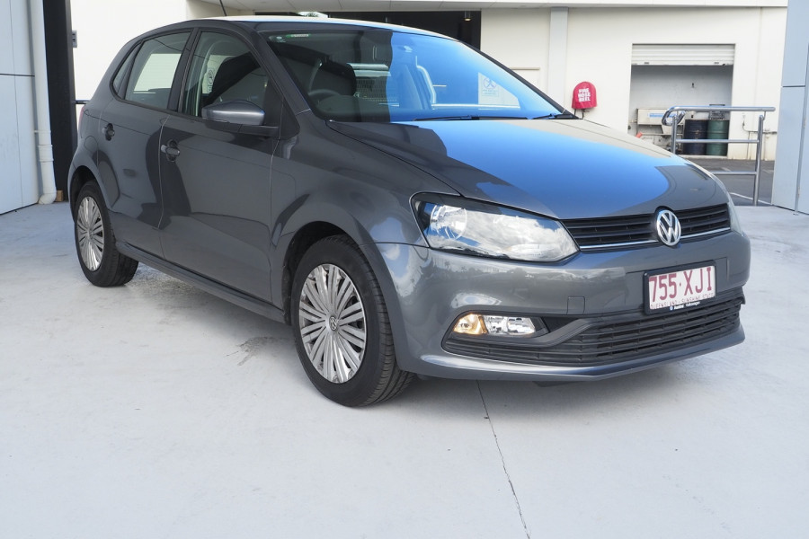 2016 Volkswagen Polo 6R MY16 66TSI Hatch