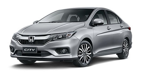 2018 MY19 Honda City GM VTi-L Sedan