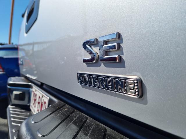 2014 Nissan Navara D40 Series 9 Silverline SE Utility Image 9