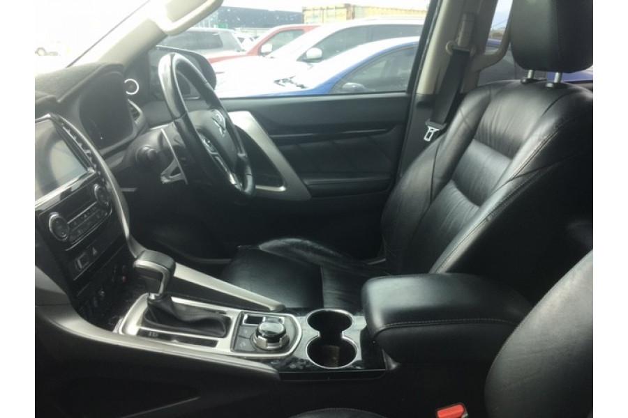 2016 Mitsubishi Pajero Sport QE MY16 EXCEED Suv