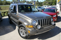Jeep Cherokee Renegade KJ MY2005