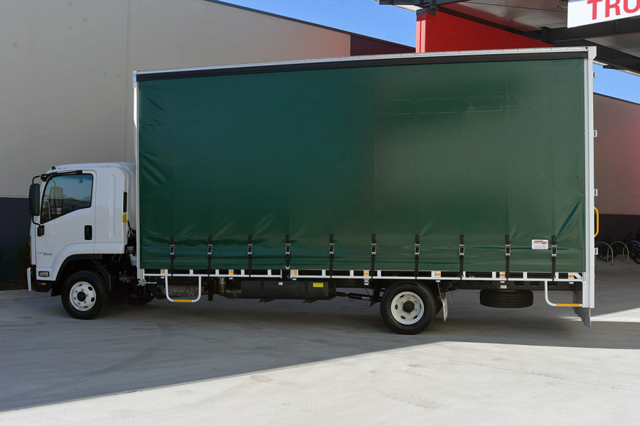 2019 Isuzu F Series FRR 110-260 XLWB 7.8L T/D 6Spd Manual Cab chassis Mobile Image 15