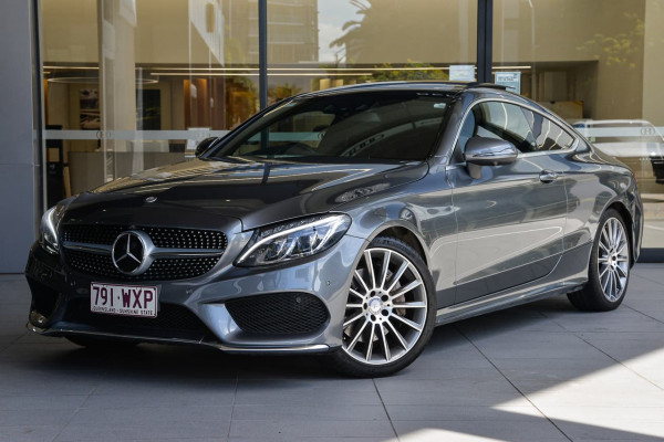 Mercedes-Benz C-class d C205 C250