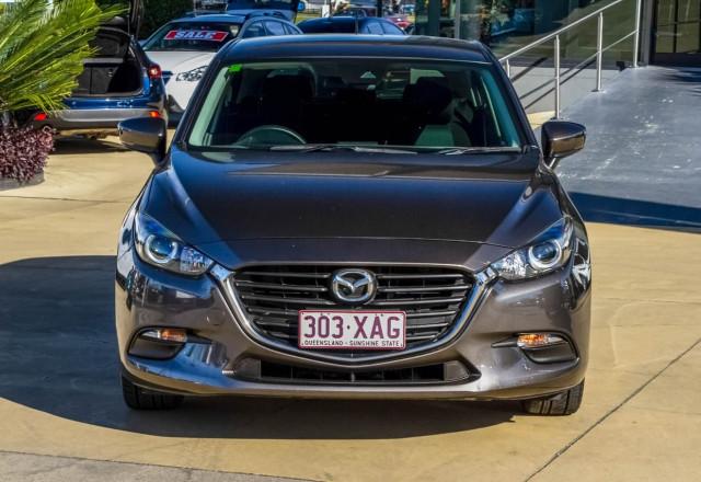 2016 Mazda 3 BM Series Neo Hatchback