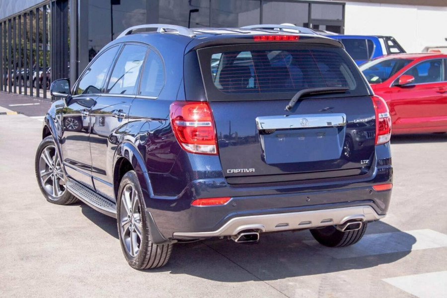 2016 Holden Captiva CG MY16 7 LTZ (AWD) Suv