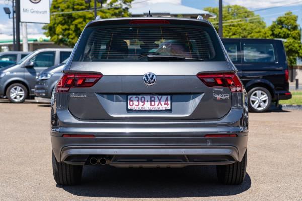 2016 MY17 Volkswagen Tiguan 5N  132TSI Comfrtline Suv Image 5