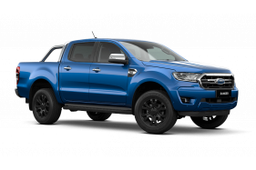 2021 MY21.25 Ford Ranger PX MkIII XLT Fully Loaded Utility Image 2