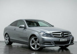 Mercedes-Benz C350 BE W204 MY11