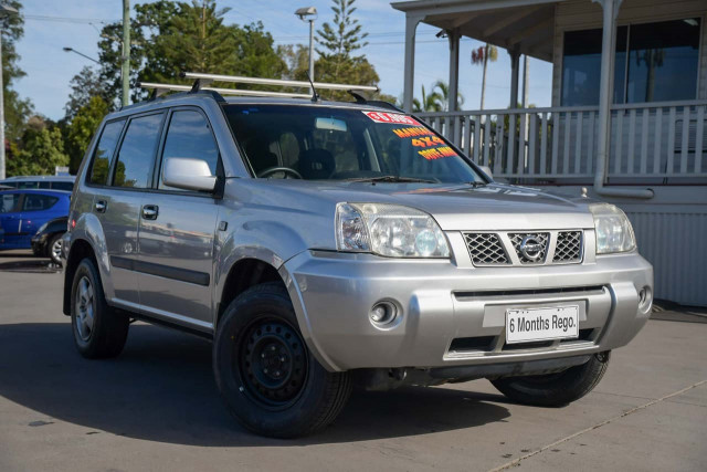 2007 Nissan X-Trail T30 II MY06 ST Suv Image 1