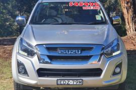 2019 Isuzu UTE D-MAX LS-U Crew Cab Ute 4x4 Utility Mobile Image 1