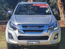 Isuzu UTE D-MAX LS-U Crew Cab Ute 4x4