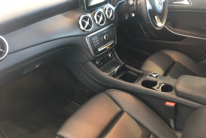 2017 Mercedes-Benz B Class X156 808MY GLA180 Wagon