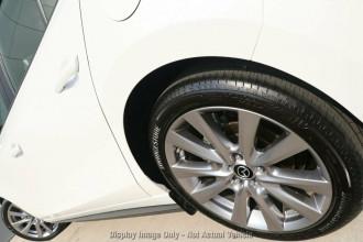2021 Mazda 3 BP2S7A G20 SKYACTIV-Drive Evolve Sedan Image 4