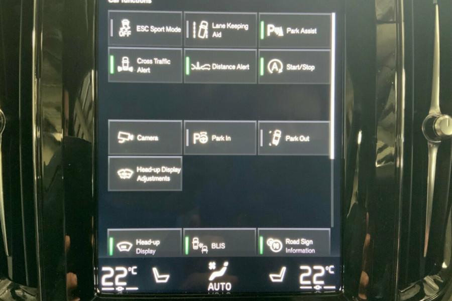 2018 MY19 Volvo XC60 246 MY19 T5 Inscription (AWD) Suv Mobile Image 14
