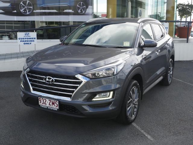 2019 MY20 Hyundai Tucson TL3 Elite Suv Image 1