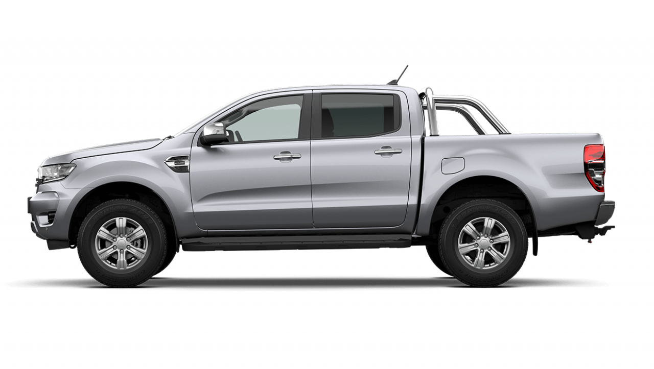 2020 MY21.25 Ford Ranger PX MkIII XLT Hi-Rider Double Cab Utility Image 7