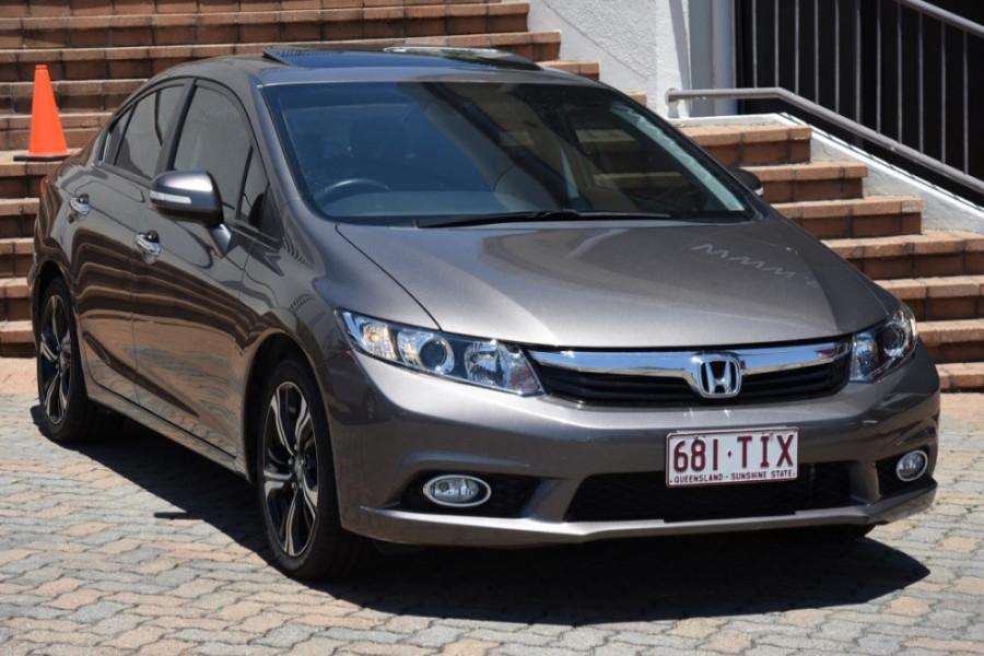 2013 Honda Civic 9th Gen Ser II Sport Sedan