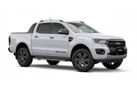 2021 MY21.25 Ford Ranger PX MkIII Wildtrak Utility Image 2