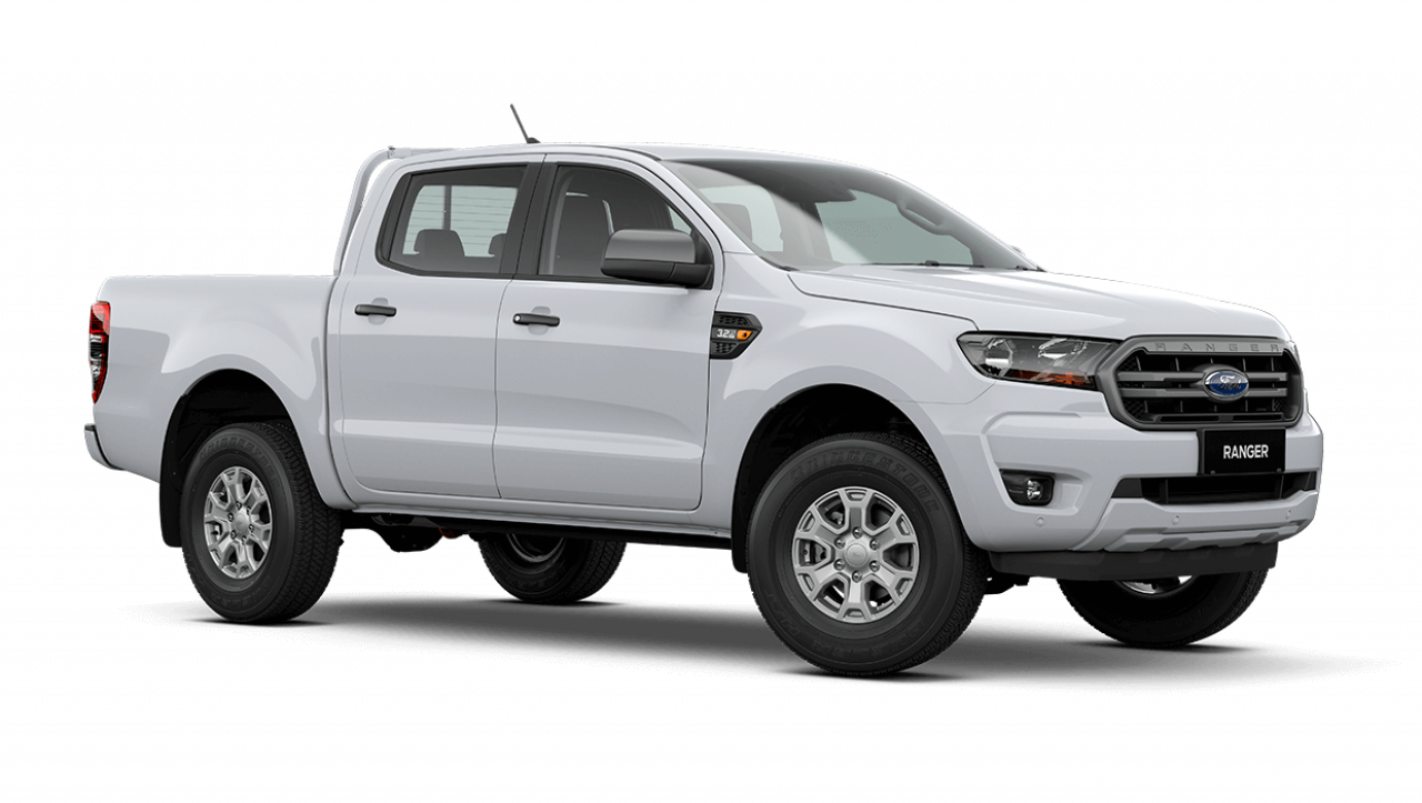 2020 MY20.75 Ford Ranger PX MkIII XLS Utility Image 2