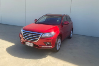 2015 MY19 Haval H2 LUX Suv Image 4