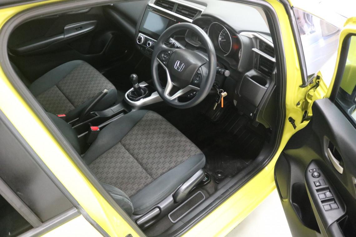 2015 MY16 Honda Jazz GF MY16 VTI Hatchback