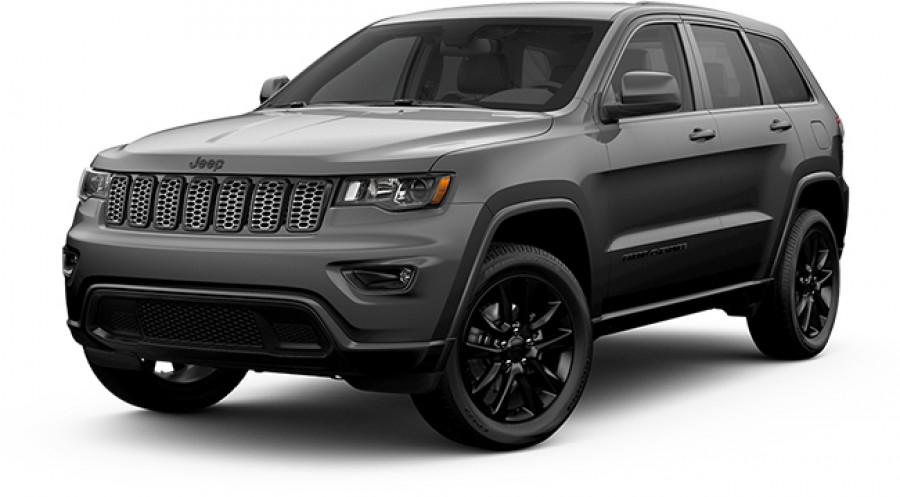 2020 MY0  Jeep Grand Cherokee WK Night Eagle Suv Image 1