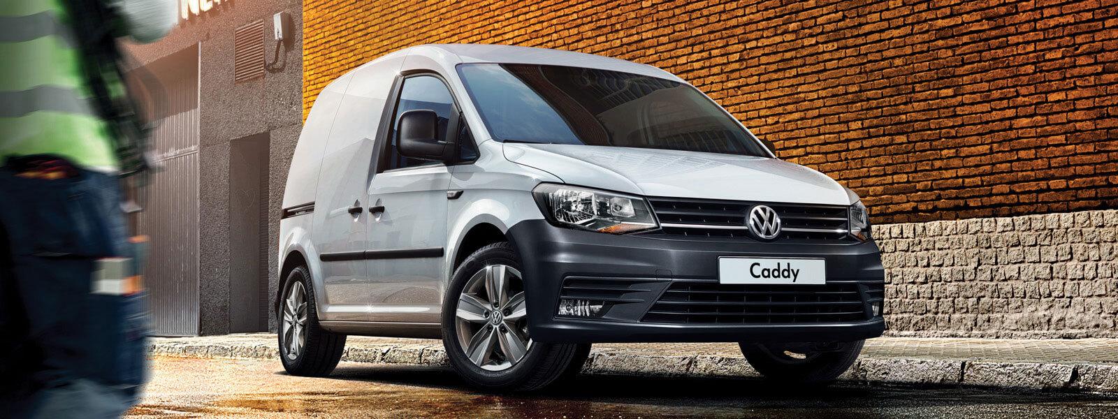 New Volkswagen Caddy Van for sale - Geoff King Volkswagen