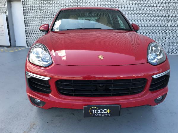 2014 MY15 Porsche Cayenne 92A MY15 Diesel Suv