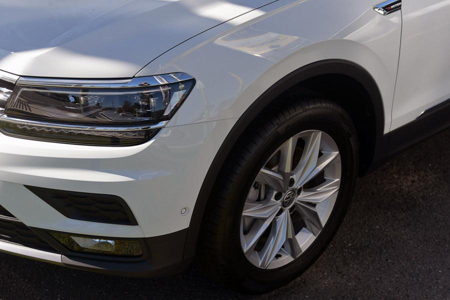 2018 MY19 Volkswagen Tiguan Allspace 5N Comfortline Wagon Mobile Image 3
