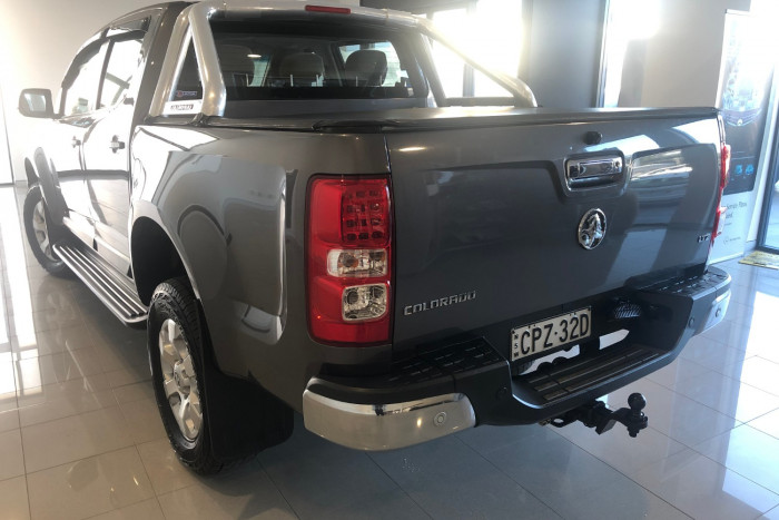 2013 Holden Colorado RG MY13 LTZ Utility