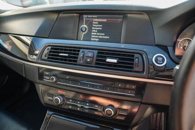 2012 BMW 5 Series F10 MY12 520d Sedan Image 19