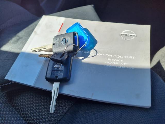 2014 Nissan Navara D40 Series 9 Silverline SE Utility Image 20