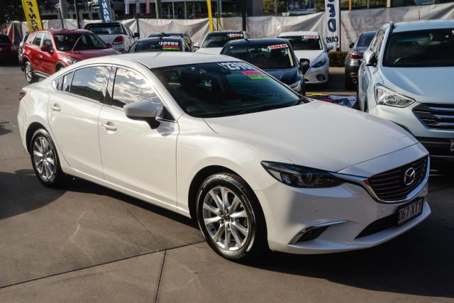 2017 Mazda 6 GL1031 Touring Sedan Image 5