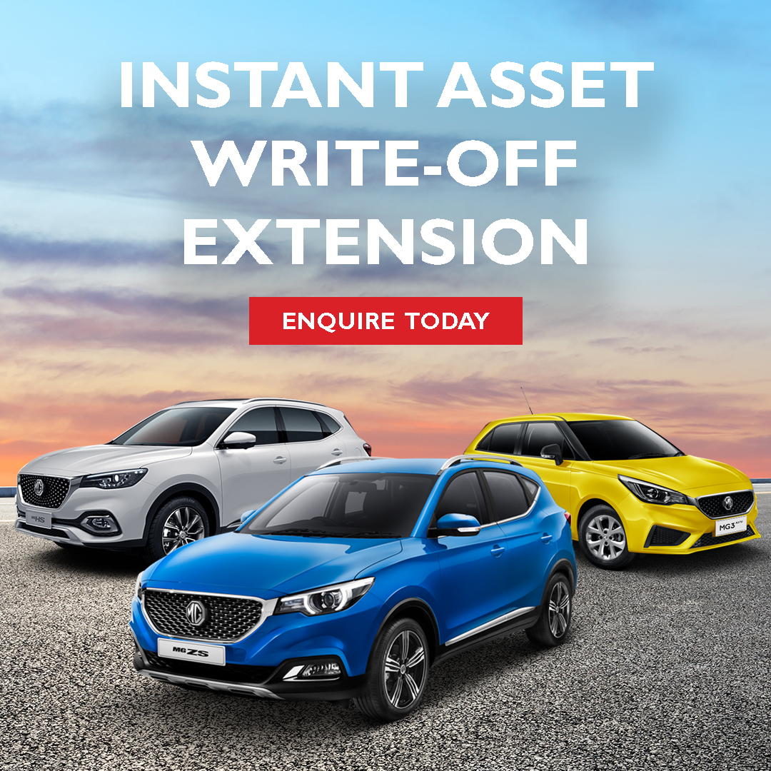 Instant Asset Write Off Extension