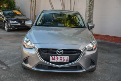 2016 Mazda 2 DL Series Maxx Sedan Image 3