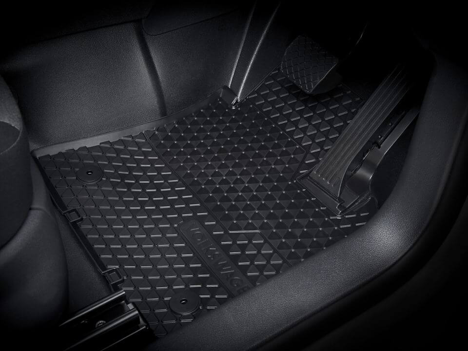 Quality that'll floor you Rubber floor mats Image
