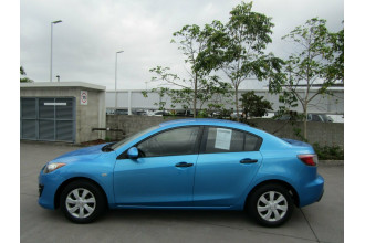 2009 Mazda 3 BL10F1 Neo Activematic Sedan Image 4