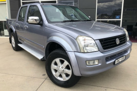 Holden Rodeo LT RA MY05.5