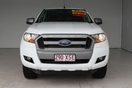 2017 Ford Ranger PX MkII 4x4 XLS Special Edition Double Cab Pickup 3.2L Utility Image 3