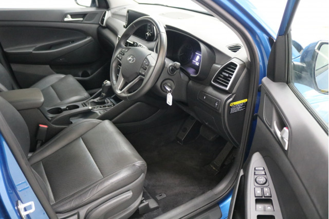 2019 Hyundai Tucson TL3 Active X Suv Image 4