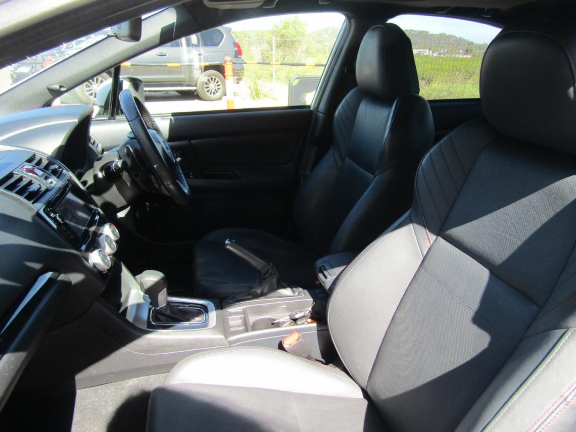 2014 MY15 Subaru WRX V1 MY15 PREMIUM Sedan Image 15