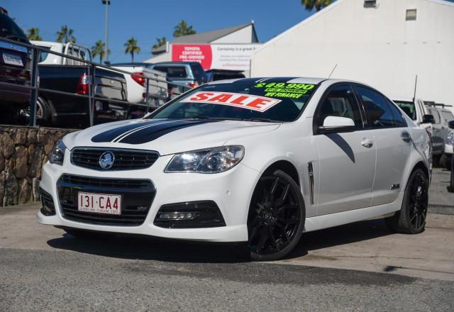 2014 Holden Commodore VF MY14 SS Sedan
