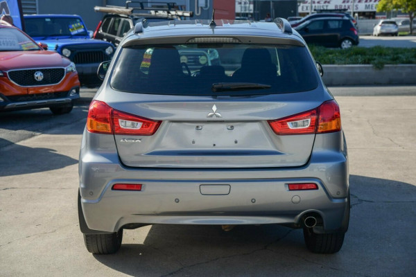 2010 MY11 Mitsubishi ASX XA MY11 2WD Suv Image 4
